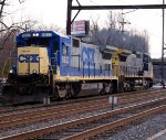 CSX Power Move X092